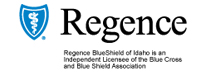 Regence BlueShield of Idaho is an Independent Licensee of the Blue Cross and Blue Shield Association.